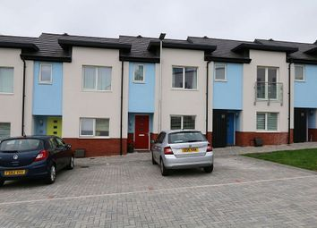 Thumbnail 3 bed terraced house for sale in Trem Elai, Penarth, Glamorgan/Morgannwg