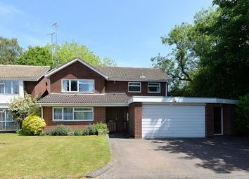Thumbnail 4 bed detached house for sale in Greening Drive, Edgbaston, Birmingham