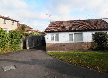 Thumbnail 2 bed semi-detached bungalow to rent in Windrush Close, Beeston, Nottingham