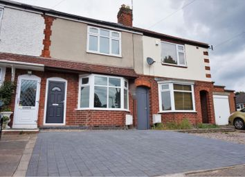 Thumbnail 4 bed terraced house for sale in Wigston Road, Oadby