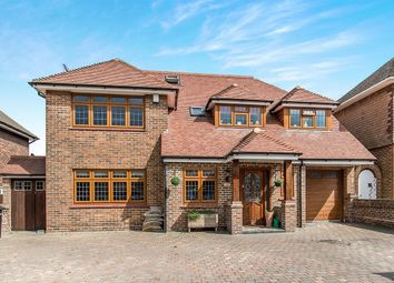 5 bed detached house for sale in Colewood Drive, Higham, Rochester, Kent ME2