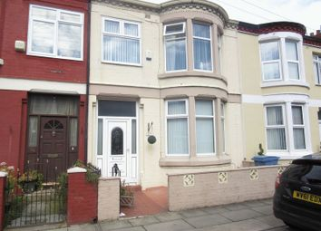 Thumbnail 3 bed terraced house for sale in 82 Glengariff Street, Liverpool