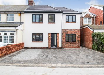 Thumbnail 4 bed semi-detached house for sale in Bywell Road, Cleadon, Sunderland