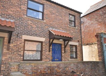 Thumbnail 2 bed flat to rent in 8 Waterloo Place, Flowergate, Whitby