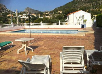 Thumbnail 2 bed bungalow for sale in Calp, Alicante, Spain