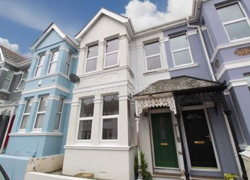 3 bed terraced house for sale in Meredith Road, Peverell PL2