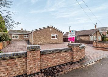 Thumbnail 4 bedroom detached bungalow for sale in West End, Whittlesey, Peterborough