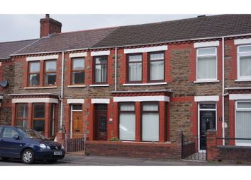 Thumbnail 3 bed terraced house for sale in Abbey Road, Port Talbot