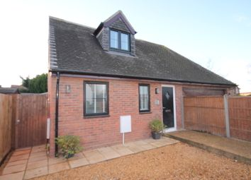 Thumbnail 1 bed semi-detached house for sale in Newbury Lane, Silsoe, Bedford