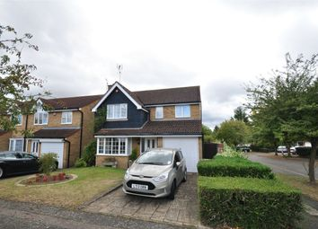 Thumbnail 4 bed detached house for sale in Coltsfoot, Welwyn Garden City, Hertfordshire