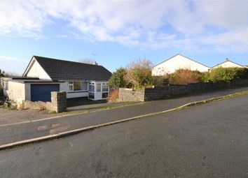 Thumbnail 3 bed detached bungalow for sale in Morview Road, Widegates, Looe, Cornwall
