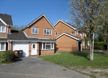 Thumbnail 3 bed link-detached house to rent in Hedgerow Close, Rownhams, Southampton