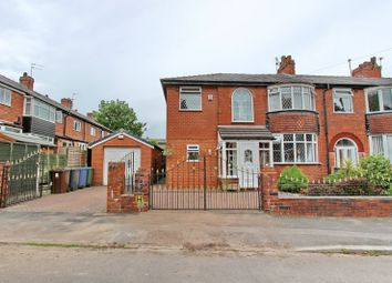 Thumbnail 4 bed end terrace house for sale in Mayfair Grove, Whitefield, Manchester