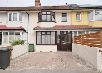 Thumbnail 4 bed terraced house for sale in Bond Road, Mitcham, Surrey