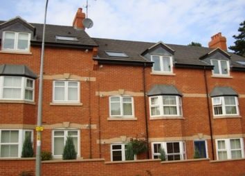 Thumbnail 1 bed flat to rent in Washbrook Road, Rushden