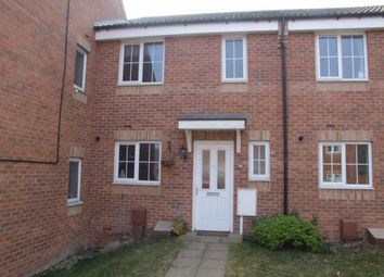 Thumbnail 3 bedroom terraced house to rent in Lacemakers Court, Rushden