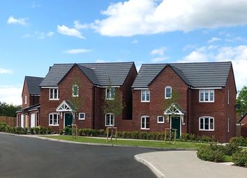 "Thumbnail 3 bed property for sale in ""The Crimson"" at Mansfield Road, Tibshelf, Alfreton"