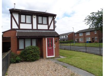 3 bed detached house for sale in Exeter Avenue, Radcliffe, Manchester M26