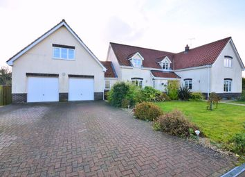 Thumbnail 5 bedroom detached house for sale in Station Road, Little Fransham, Dereham