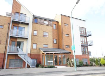 Thumbnail 2 bedroom flat to rent in Evelyn Walk, Greenhithe, Kent