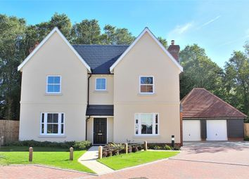 Thumbnail 5 bed detached house for sale in Old Mill Close, Aythorpe Roding, Dunmow