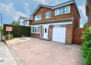 4 bed detached house for sale in Spitalfields, Blyth, Worksop S81