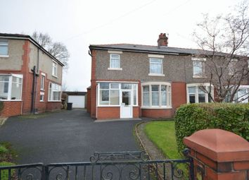 Thumbnail 3 bed semi-detached house for sale in Harwood Lane, Great Harwood, Blackburn