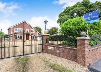 Thumbnail 5 bed detached house to rent in Mains Lane, Poulton-Le-Fylde
