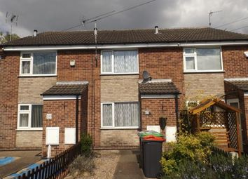 Thumbnail 2 bed terraced house for sale in Hazel Grove, Hucknall, Nottingham, Nottinghamshire