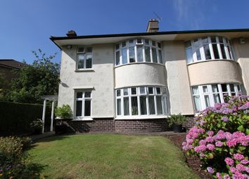 Thumbnail 3 bed semi-detached house for sale in Park Close, Newport