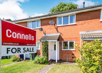 Thumbnail 2 bed town house for sale in Hayden Avenue, Oadby, Leicester