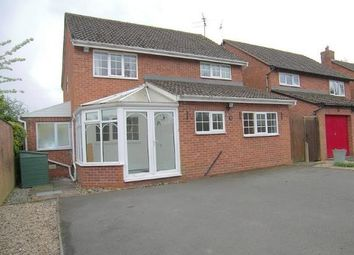Thumbnail 4 bed detached house for sale in Kemerton Way, Shirley, Solihull, West Midlands