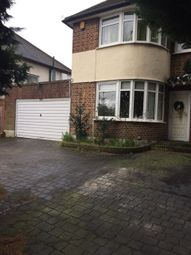 Thumbnail 3 bed detached house to rent in Sidcup Road, Eltham SE9, London,