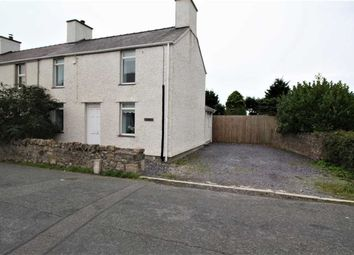 Thumbnail 3 bed semi-detached house for sale in Pendref Estate, Dwyran, Llanfairpwllgwyngyll