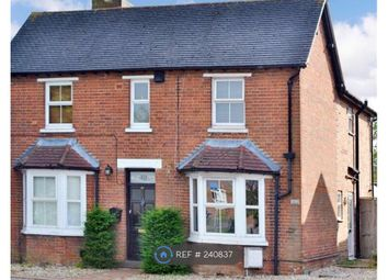 Thumbnail 2 bed semi-detached house to rent in Bath Road, Thatcham