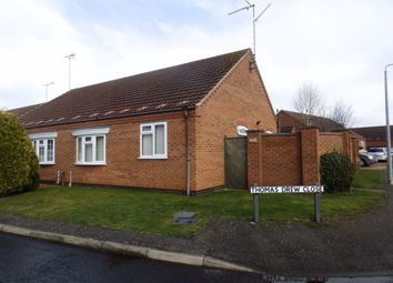 Thumbnail 2 bedroom bungalow to rent in Thomas Drew Close, Dersingham, King's Lynn