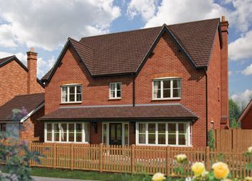 "Thumbnail 5 bedroom detached house for sale in ""The Ascot"" at Mandale Close, Bishops Itchington, Southam"