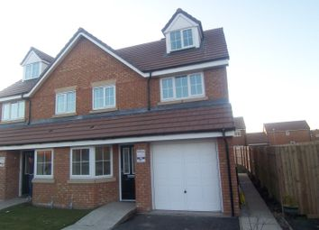 Thumbnail 3 bedroom property to rent in Sandileigh Drive, Sandfield Park, Bolton
