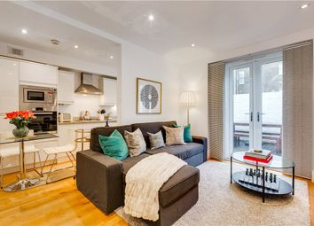 Thumbnail 1 bed flat for sale in Earls Court Gardens, London