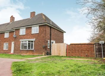 Thumbnail 3 bed end terrace house for sale in Stewartby Way, Stewartby, Beds, Bedfordshire