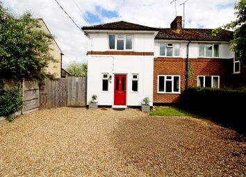 Thumbnail 4 bed semi-detached house to rent in Lower Icknield Way, Aston Clinton, Aylesbury