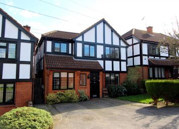 Thumbnail Detached house to rent in Albany Close, Bushey