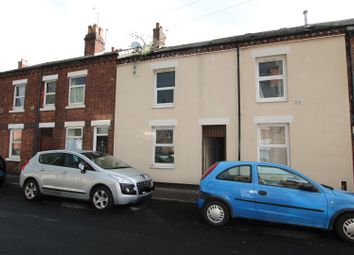 Thumbnail 2 bed terraced house for sale in Wood Court, Wood Street, Burton-On-Trent