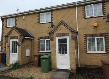 Thumbnail 2 bed terraced house for sale in Moorhen Road, Whittlesey, Peterborough