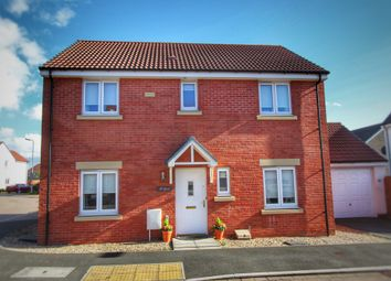 Thumbnail 4 bed detached house for sale in Bridling Crescent, Newport