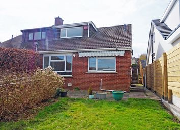 Thumbnail 3 bed semi-detached house for sale in Hengoed Avenue, Cefn Hengoed, Hengoed
