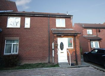 Thumbnail 2 bed semi-detached house for sale in Carpenter Croft, Sheffield, South Yorkshire