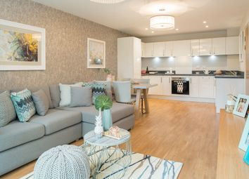 "Thumbnail 2 bed flat for sale in ""Drake Court"" at Biggs Lane, Arborfield, Reading"
