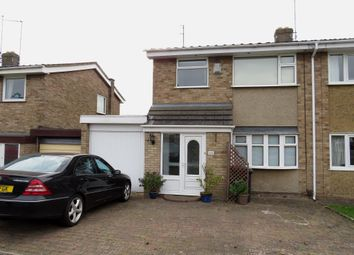 Thumbnail 3 bed semi-detached house for sale in Acre Lane, Kingsthorpe, Northampton