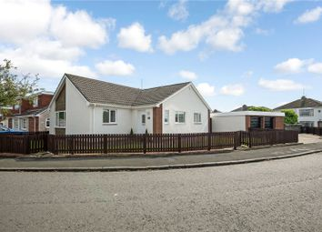 Thumbnail 4 bed bungalow for sale in Ossian Avenue, Ralston Paisley, Renfrewshire